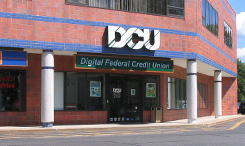 DCU Framingham, MA Branch Office