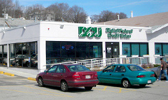 DCU Worcester, MA Branch Office