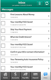 Get The Android App For Your Smartphone Dcu