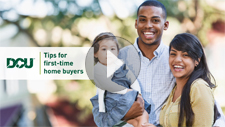 Tips for a first time home buyer video