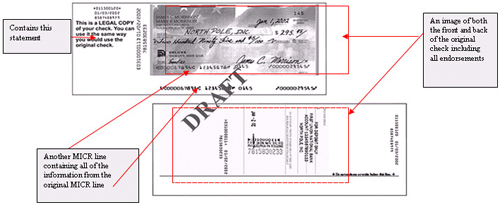 Electronic check clearing money dcu show me consumer education i have read that if i want to get a copy of a check i should ask for a substitute check because ill have more rights ccuart Choice Image