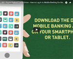 How to Log In to Mobile Banking for the First Time